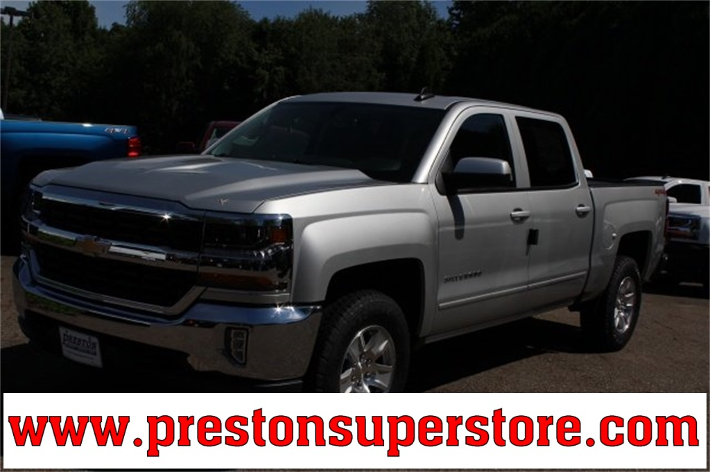 2018 Silverado 1500 Crew Cab 4x4,  Pickup #2181086 - photo 1