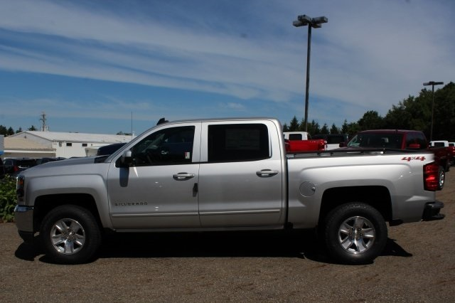 2018 Silverado 1500 Crew Cab 4x4,  Pickup #2181086 - photo 3