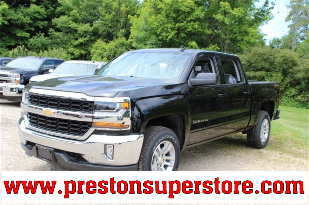 2018 Silverado 1500 Crew Cab 4x4,  Pickup #2181108 - photo 1