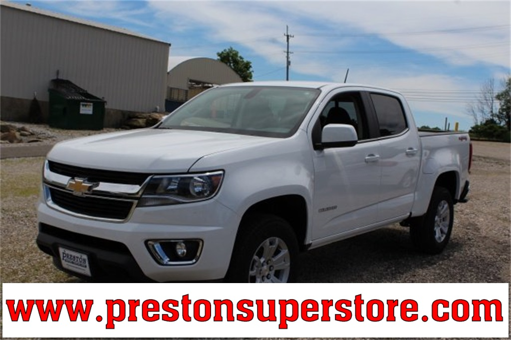 2018 Colorado Crew Cab 4x4,  Pickup #2181132 - photo 1