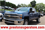 2018 Silverado 2500 Crew Cab 4x4,  Pickup #2181207 - photo 1