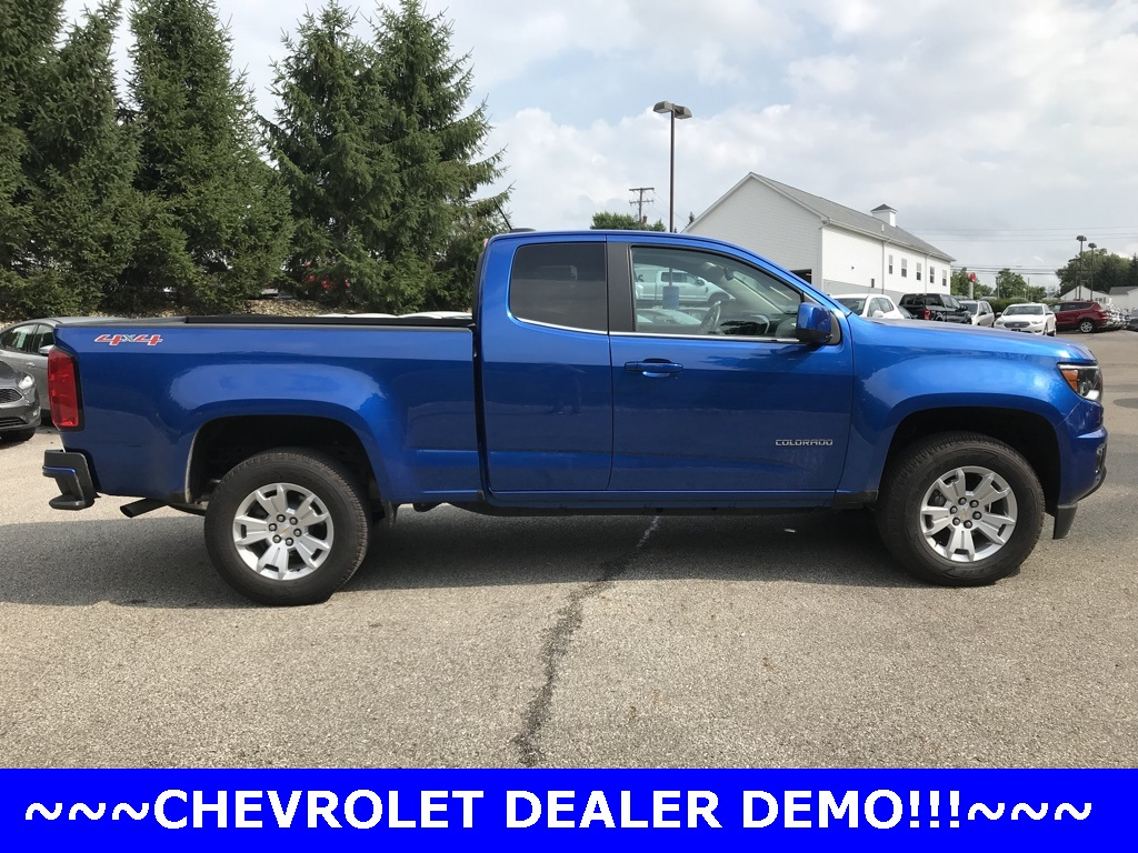 2018 Colorado Extended Cab 4x4,  Pickup #218151 - photo 8