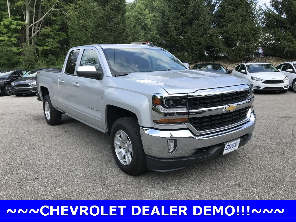 2018 Silverado 1500 Double Cab 4x4,  Pickup #218465 - photo 1