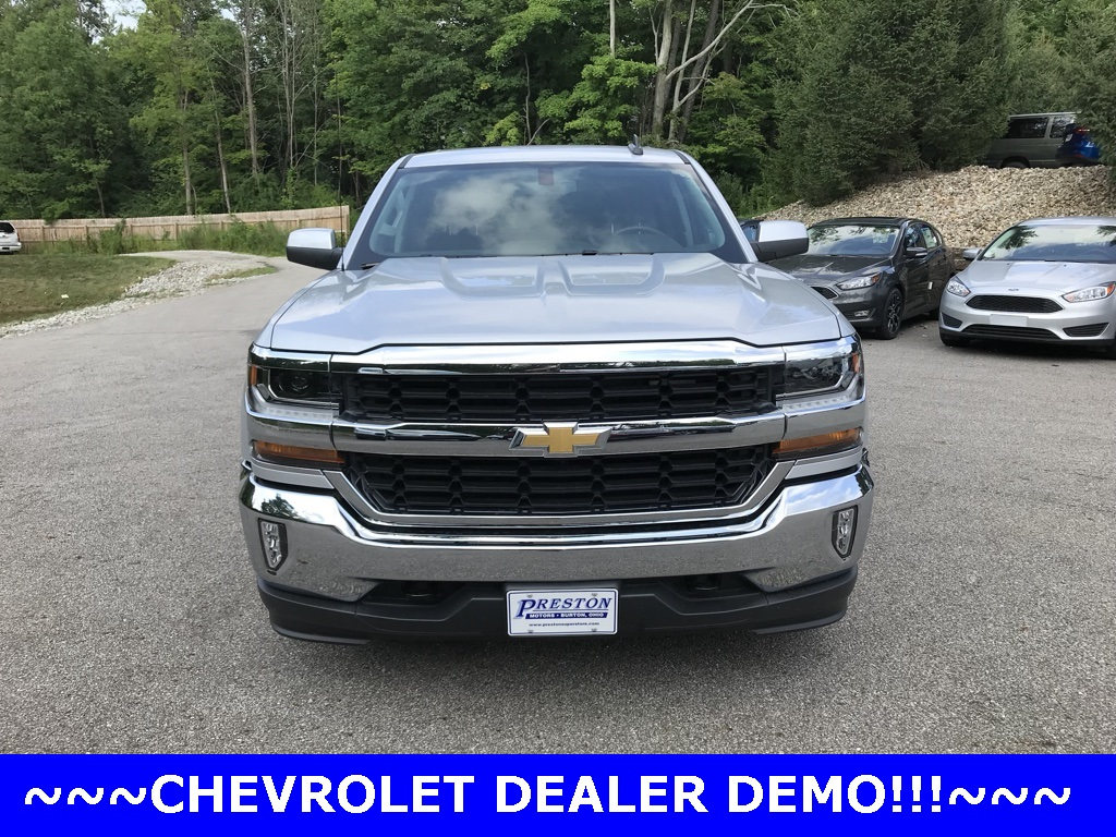 2018 Silverado 1500 Double Cab 4x4,  Pickup #218465 - photo 3