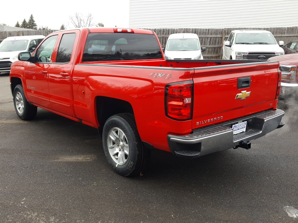 2018 Silverado 1500 Double Cab 4x4, Pickup #218555 - photo 2