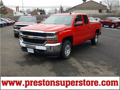 2018 Silverado 1500 Double Cab 4x4, Pickup #218555 - photo 1