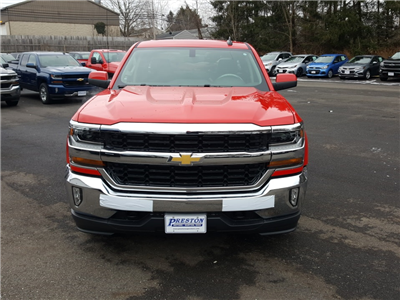 2018 Silverado 1500 Double Cab 4x4, Pickup #218555 - photo 4