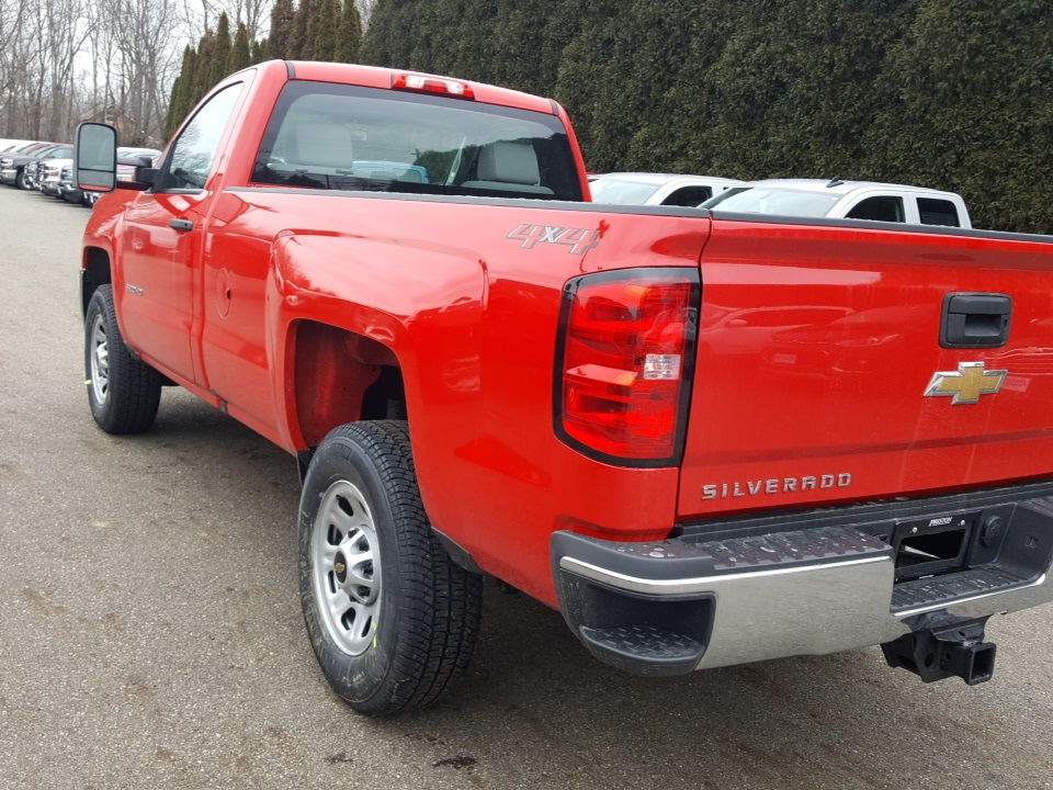 2018 Silverado 3500 Regular Cab 4x4, Pickup #218560 - photo 2