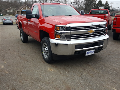 2018 Silverado 3500 Regular Cab 4x4, Pickup #218560 - photo 3