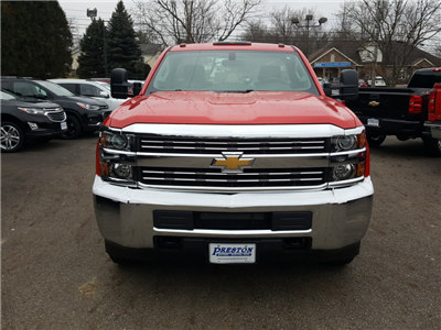 2018 Silverado 3500 Regular Cab 4x4, Pickup #218560 - photo 4