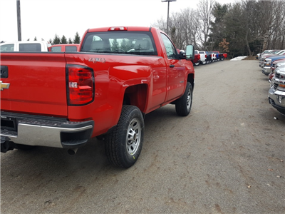 2018 Silverado 3500 Regular Cab 4x4, Pickup #218560 - photo 5