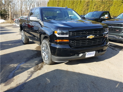2018 Silverado 1500 Double Cab 4x4, Pickup #218707 - photo 3