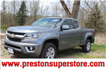 2018 Colorado Extended Cab 4x4, Pickup #218871 - photo 1