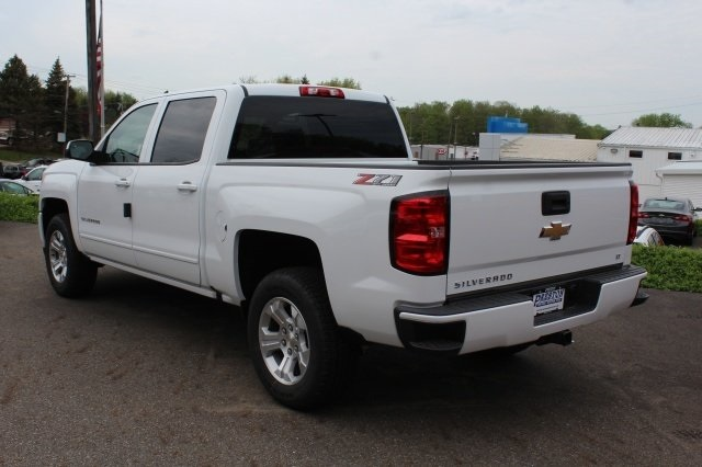 2018 Silverado 1500 Crew Cab 4x4, Pickup #218891 - photo 2