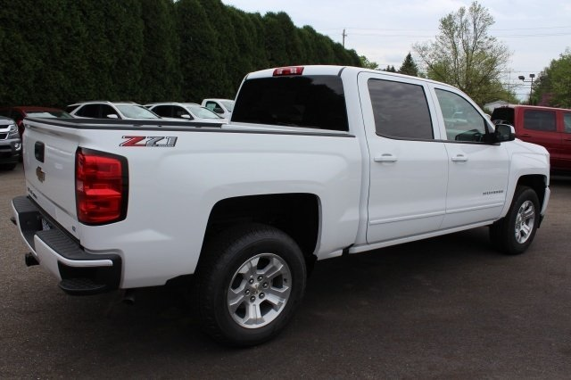 2018 Silverado 1500 Crew Cab 4x4, Pickup #218891 - photo 5