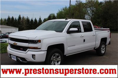 2018 Silverado 1500 Crew Cab 4x4, Pickup #218891 - photo 1
