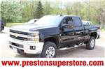 2018 Silverado 2500 Double Cab 4x4, Pickup #218939 - photo 1