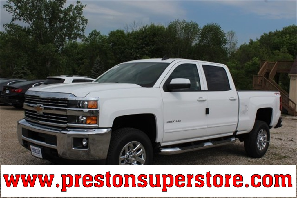 2018 Silverado 2500 Crew Cab 4x4,  Pickup #218945 - photo 1