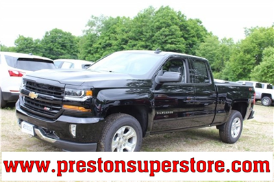 2018 Silverado 1500 Double Cab 4x4,  Pickup #218981 - photo 1