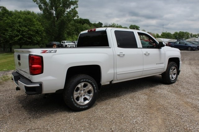 2018 Silverado 1500 Crew Cab 4x4,  Pickup #218987 - photo 5