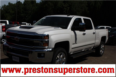 2019 Silverado 2500 Crew Cab 4x4,  Pickup #219011 - photo 1