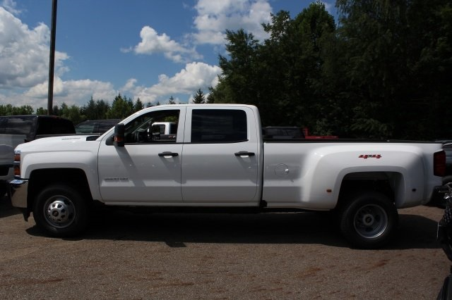 2019 Silverado 3500 Crew Cab 4x4,  Pickup #219048 - photo 3