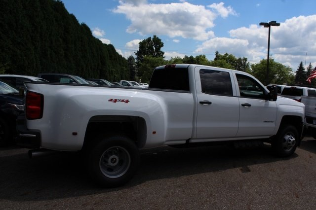 2019 Silverado 3500 Crew Cab 4x4,  Pickup #219048 - photo 5