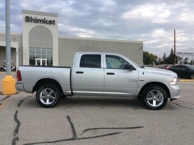 2018 Ram 1500 Crew Cab 4x4, Pickup #21877 - photo 4