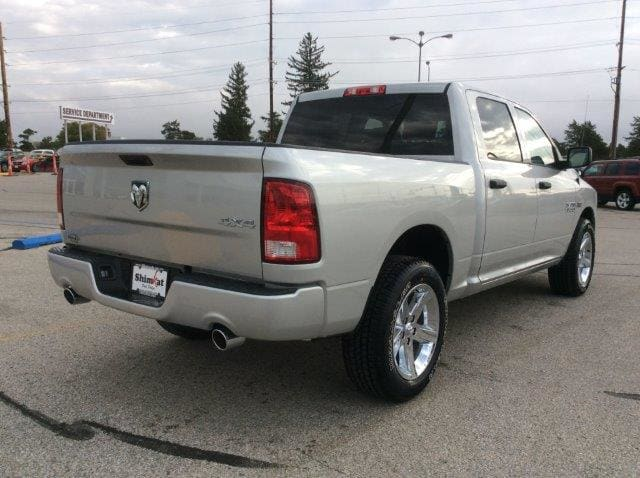 2018 Ram 1500 Crew Cab 4x4, Pickup #21877 - photo 2
