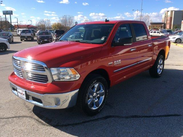 2018 Ram 1500 Crew Cab 4x4, Pickup #21892 - photo 3