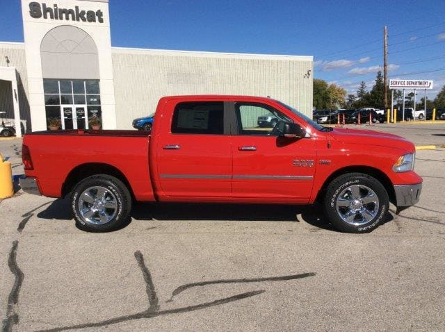2018 Ram 1500 Crew Cab 4x4, Pickup #21892 - photo 5
