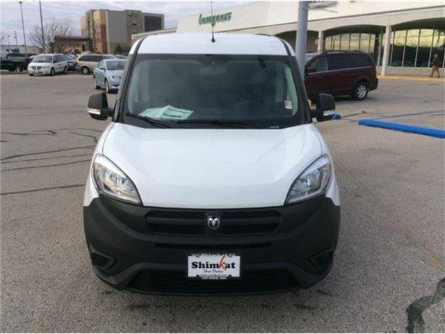 2018 ProMaster City FWD,  Empty Cargo Van #21910 - photo 4