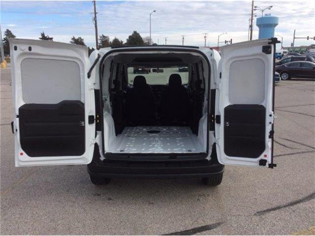 2018 ProMaster City FWD,  Empty Cargo Van #21910 - photo 2