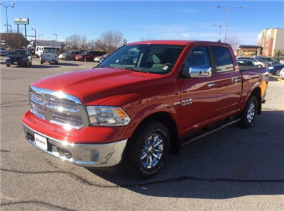 2018 Ram 1500 Crew Cab 4x4, Pickup #21912 - photo 3