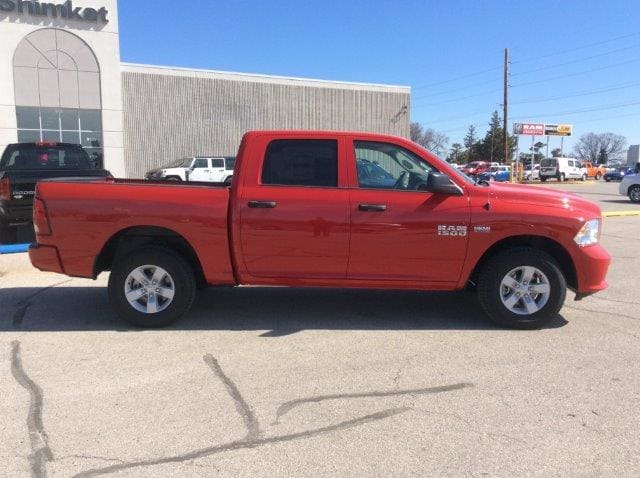 2018 Ram 1500 Crew Cab 4x4,  Pickup #21970 - photo 16