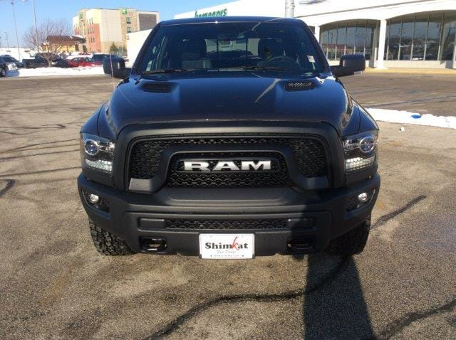 2018 Ram 1500 Crew Cab 4x4, Pickup #21999 - photo 4