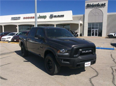 2018 Ram 1500 Crew Cab 4x4, Pickup #21999 - photo 1