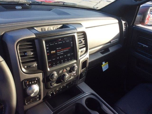 2018 Ram 1500 Crew Cab 4x4,  Pickup #22001 - photo 9