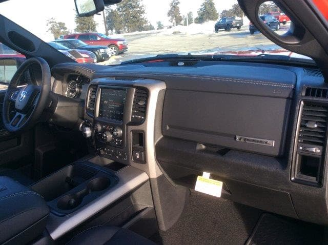 2018 Ram 1500 Crew Cab 4x4,  Pickup #22001 - photo 12