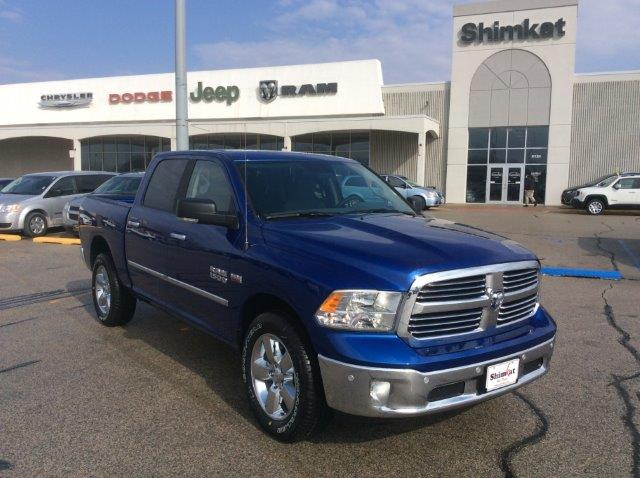 2018 Ram 1500 Crew Cab 4x4,  Pickup #22032 - photo 1