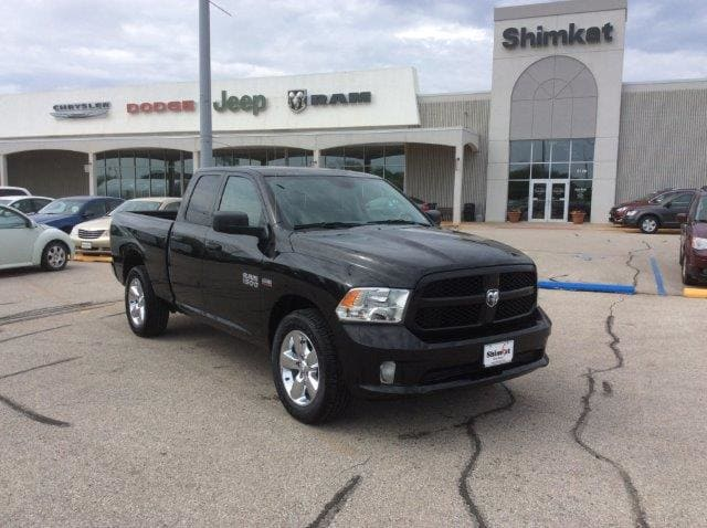 2018 Ram 1500 Quad Cab 4x4,  Pickup #22133 - photo 1
