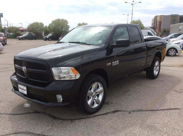 2018 Ram 1500 Quad Cab 4x4,  Pickup #22133 - photo 3