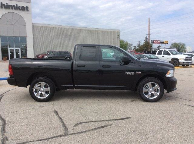 2018 Ram 1500 Quad Cab 4x4,  Pickup #22133 - photo 5