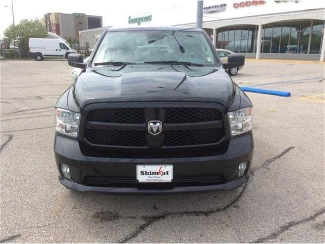2018 Ram 1500 Quad Cab 4x4,  Pickup #22133 - photo 4