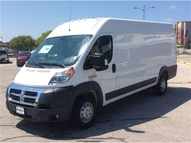 2018 ProMaster 3500 High Roof FWD,  Empty Cargo Van #22220 - photo 3