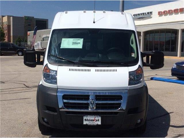 2018 ProMaster 3500 High Roof FWD,  Empty Cargo Van #22220 - photo 4