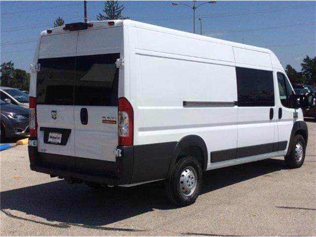 2018 ProMaster 3500 High Roof FWD,  Empty Cargo Van #22220 - photo 7