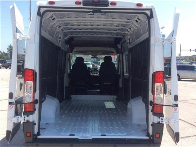 2018 ProMaster 3500 High Roof FWD,  Empty Cargo Van #22220 - photo 2