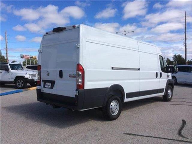 2018 ProMaster 3500 High Roof FWD,  Empty Cargo Van #22304 - photo 6