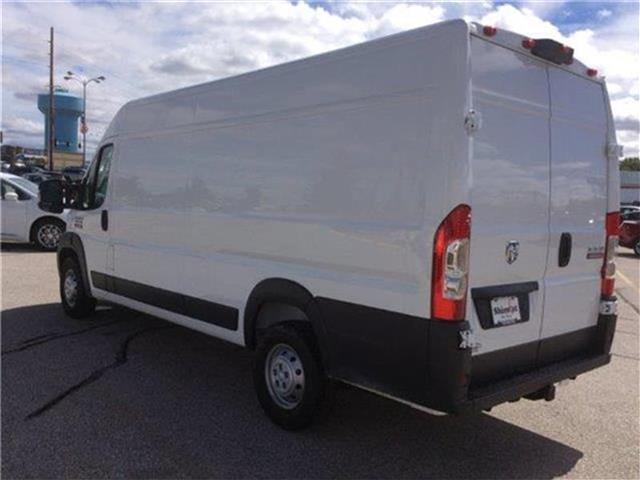 2018 ProMaster 3500 High Roof FWD,  Empty Cargo Van #22304 - photo 8